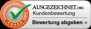 Schlüsseldienst Bergisch Gladbach ausgezeichnet